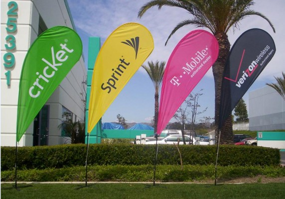 Wind Sail Sign Flags & Banners